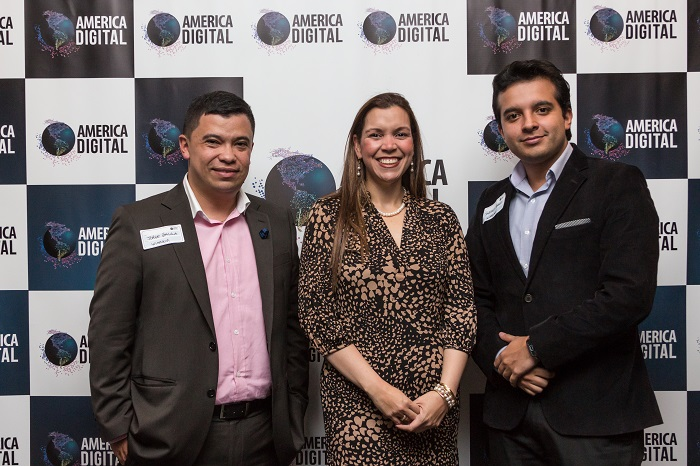 Lanzamiento 3er congreso america digital 5