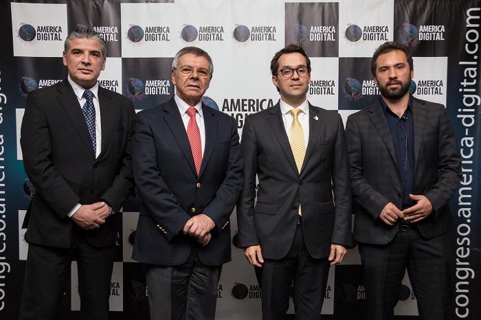 Lanzamiento 3er congreso america digital 6