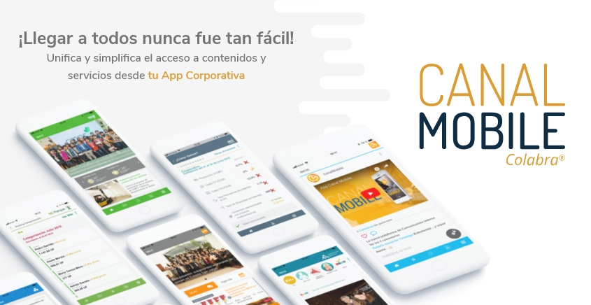 CanalMobile: connected employees, productive enterprises