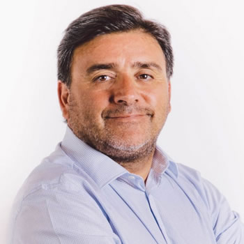 MARIO OLAVARRÍA, Alcalde de Colina, Presidente de AMUCH