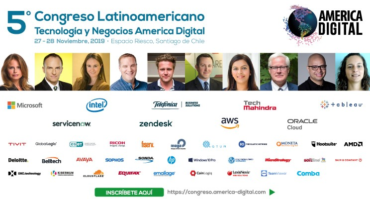 Colombia recibe a Directiva America Digital como parte de gira global