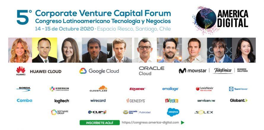 Para las rondas de selección de Start ups que se presentarán en el Venture Forum el 14-15 Octubre 2020, America Digital posee este año una alianza con Gust entidad basada en Nueva York que provee una plataforma líder a nivel mundial en administración de inversiones en empresas,