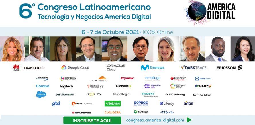 Sexto-Congreso-Latinoamericano-Tecnología-Negocios-America-Digital-2021