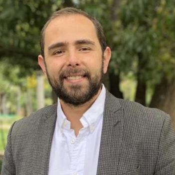 Alvaro Enrrique Castro López (Colombia), Market Manager Banco Caja Social